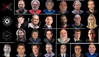 Cardano ADA Developer IOHK PhD Team Members