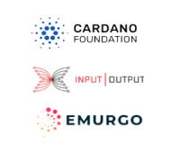 Cardano Blockchain ADA Cryptocurrency Separate Entities; Cardano Foundation, Input Output, Emurgo.